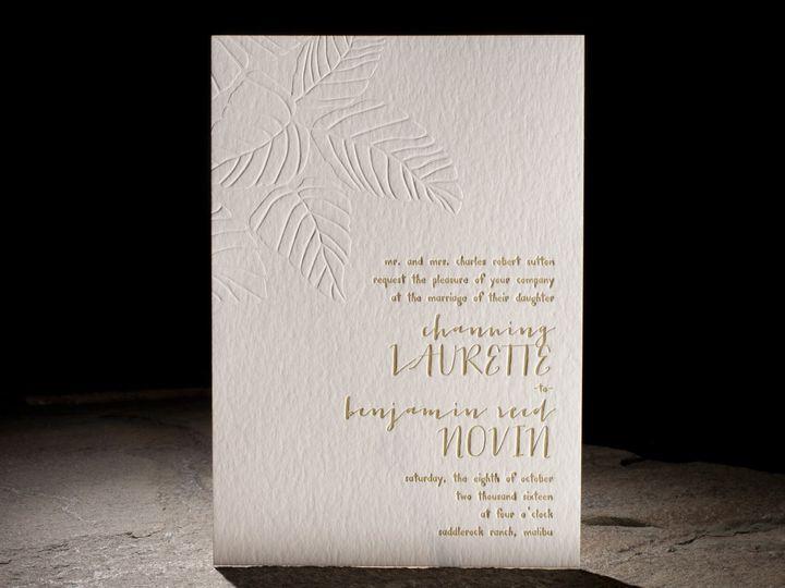 Tmx 1395173507862 Bristen 20 Costa Mesa wedding invitation