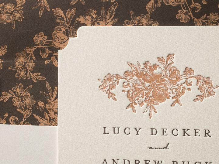 Tmx 1395173696034 Faunus Letterpress Sample  Costa Mesa wedding invitation