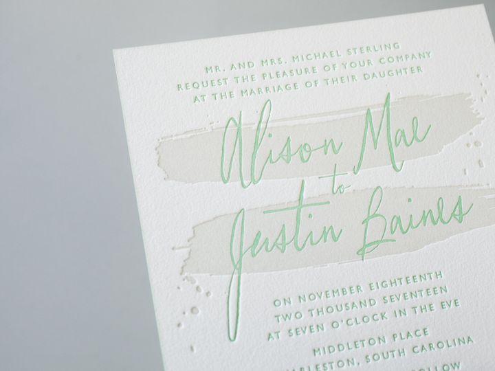 Tmx 1395187303214 Modern Swas Costa Mesa wedding invitation