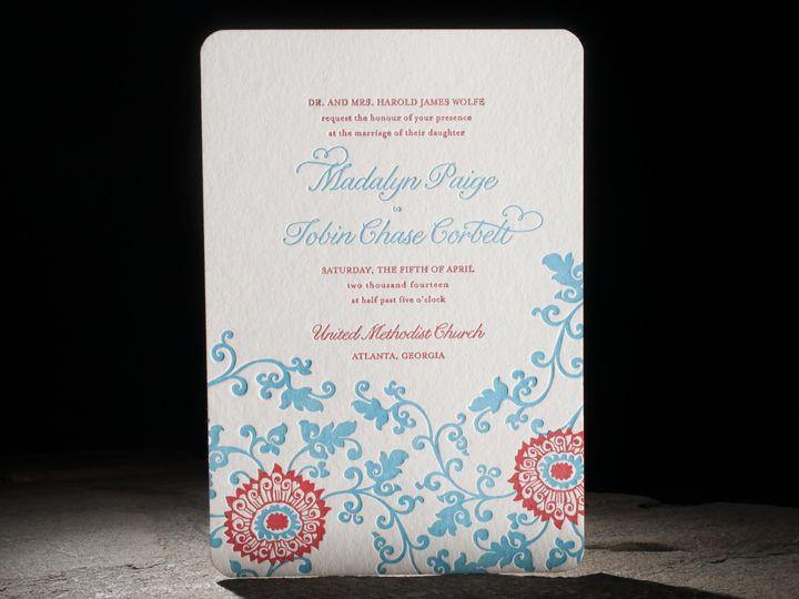 Tmx 1395187512202 Ossa0 Costa Mesa wedding invitation