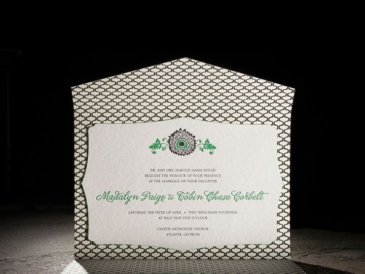 Tmx 1395187565435 Ossa 20 Costa Mesa wedding invitation