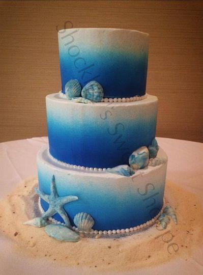 Custom Cake Shoppe Virginia Beach Website
