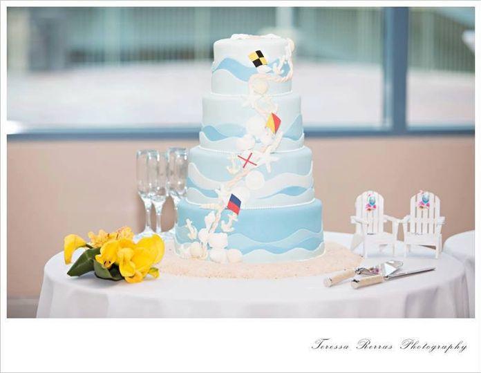 800x800 1448502620311 Beach Cake 15 1448502127957 Beath Wedding