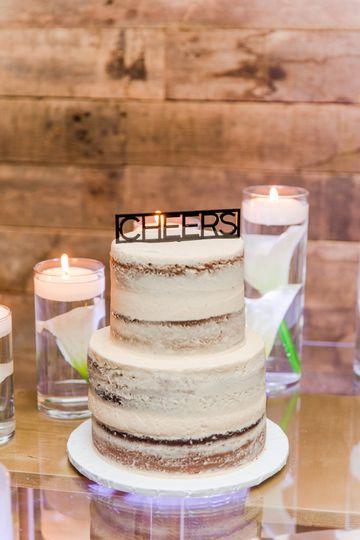 Groom Cake - Chelsea Vaughn