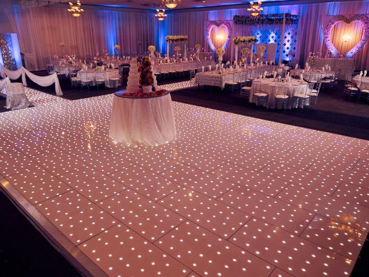 Tmx Led Dancefloor 51 990676 Lakeside, CA wedding eventproduction