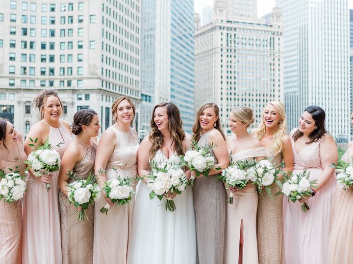 Tmx Pbl Riverroast Bridalparty 30 51 681676 1560438434 Chicago, Illinois wedding beauty