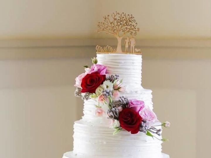 Tmx 1519591449 107d47817b78178a 1519591448 F8df3c910e6f7bde 1519591448628 2 20881979 166512637 Bloomfield, NJ wedding cake