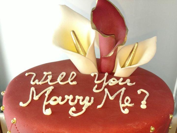 Tmx 1531246955 465b202d37da4d7a 1531246953 C360512c2846ff17 1531246952381 14 IMG 20180314 1732 Bloomfield, NJ wedding cake
