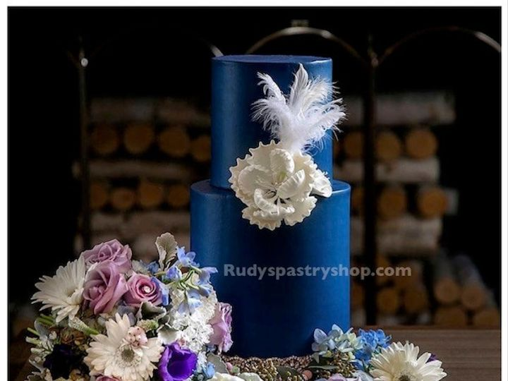 Tmx Blue Cake Wm01 51 603676 1566967479 Bloomfield, NJ wedding cake