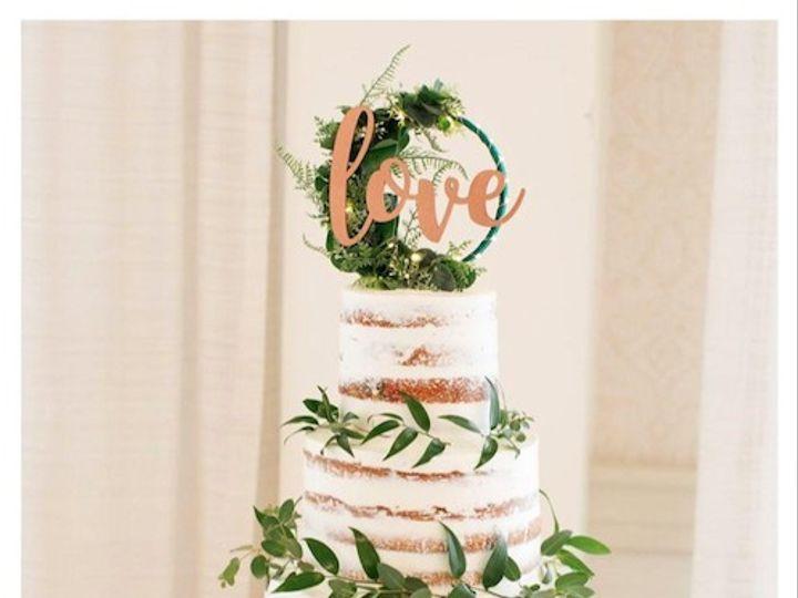 Tmx Naked Cake Wm 01 51 603676 1566967513 Bloomfield, NJ wedding cake