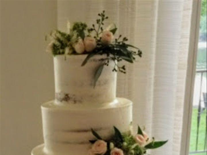 Tmx Wedding Cake N3 51 603676 Bloomfield, NJ wedding cake