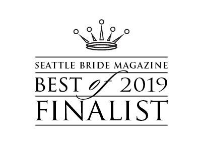 Seattle Best of Bride Finalist