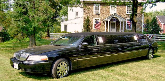 Tmx 1468344983670 Pick A Limo Stretched 3 Newtown wedding transportation
