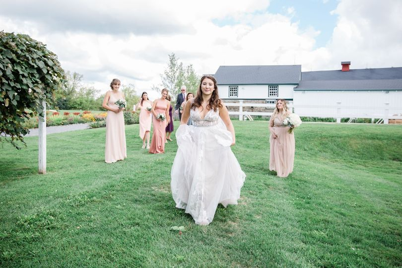 Bridal party | Laura Rose Wedding Photography