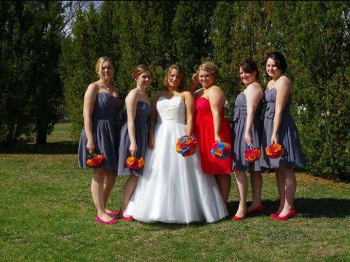 Tmx 1455626603244 11229378102042927100980185438224851027140741n Akron wedding florist