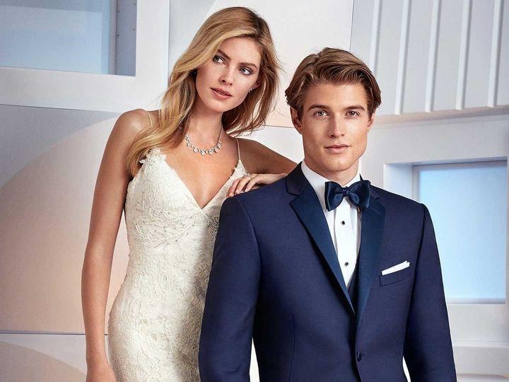 Tmx 1502127847789 Sebastion Tuxedo Waterloo wedding dress