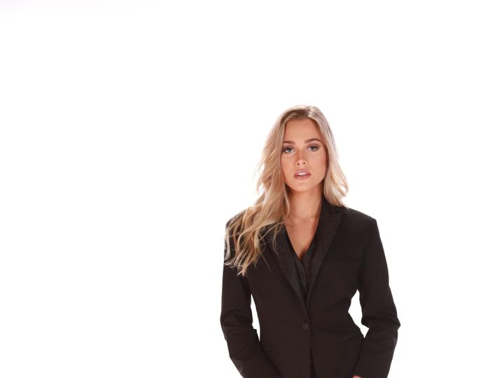 Tmx 280l Ladies Black Knit Tuxedo 51 646676 157927685761312 Waterloo wedding dress
