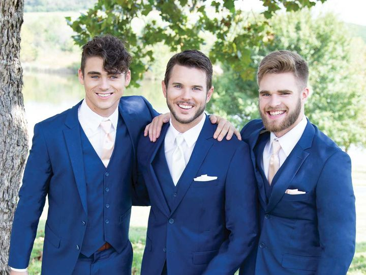 Tmx French Blue Wedding Suit David Major Select 258m 1 51 646676 Waterloo wedding dress