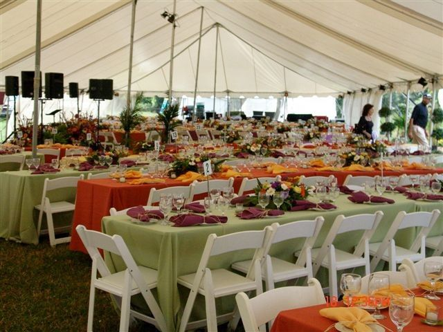 Tmx 1390487577617 40x140 Pole Tent  Akron wedding rental