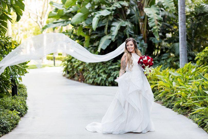 Real Bride - Hayley Paige