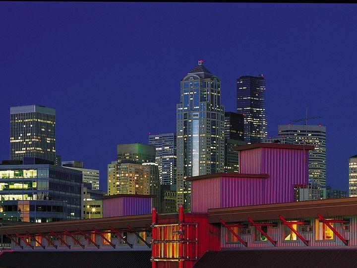 Tmx 1399054901738 Exterior Nighttime I Seattle, Washington wedding venue