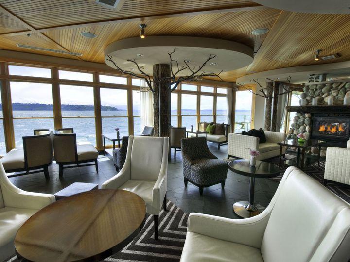 Tmx 1399054991111 67 Lounge With Fireplac Seattle, Washington wedding venue