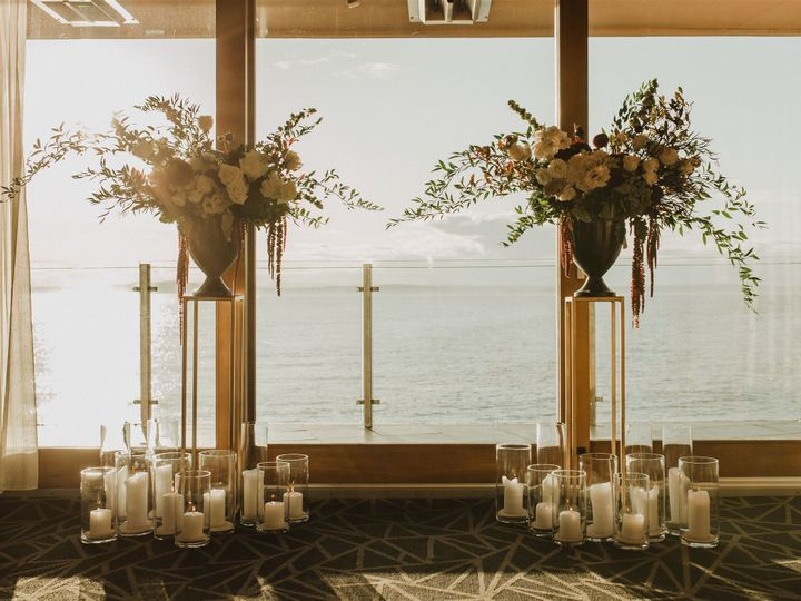Tmx Forest Ceremony Floral Decor By Meghann Prouse 51 107676 160986683928265 Seattle, WA wedding venue