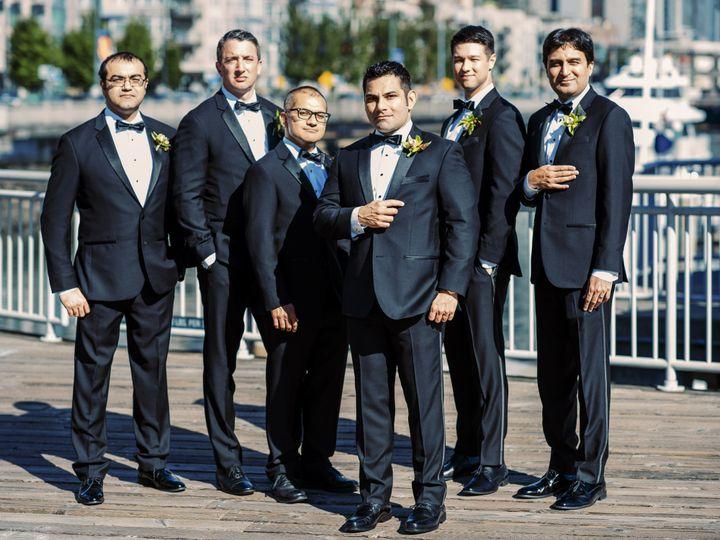 Tmx Groom With Groomsmen Weddings By Jenn 51 107676 160986693097722 Seattle, WA wedding venue