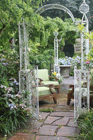 Secret Garden area
