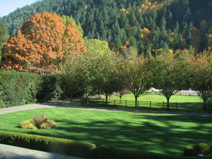 Fox Hollow main lawn