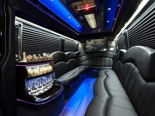 sprinter limo 12pax int