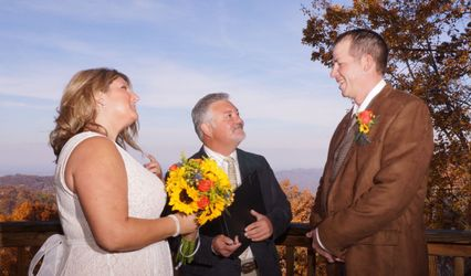 Gatlinburg Wedding Minister