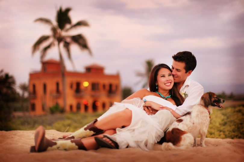 Newlyweds - Villa Santa Cruz