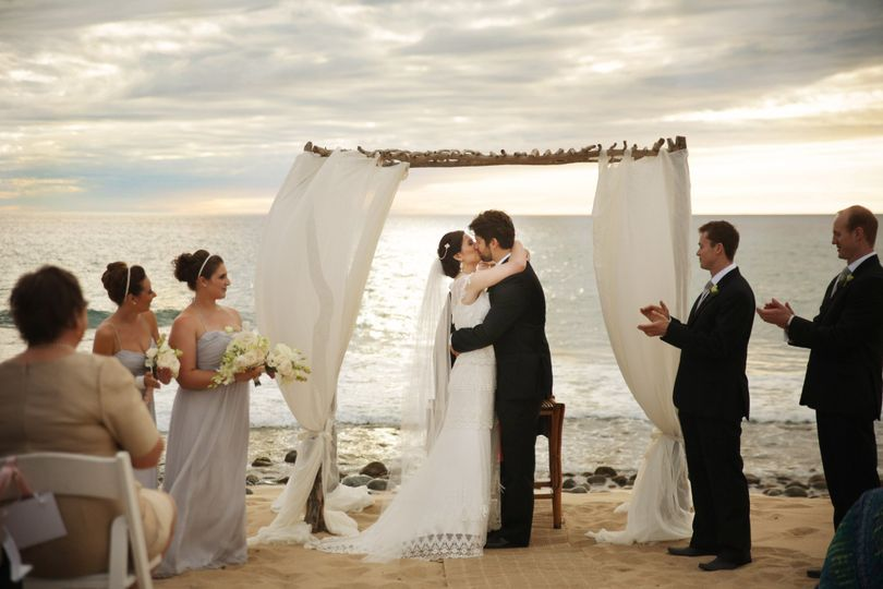 Just married - Villa Santa Cruz