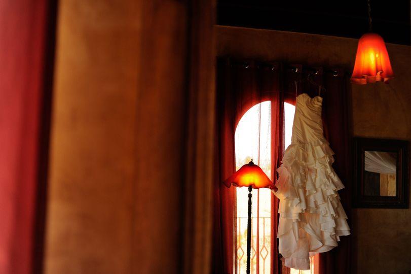 The dress - Villa Santa Cruz