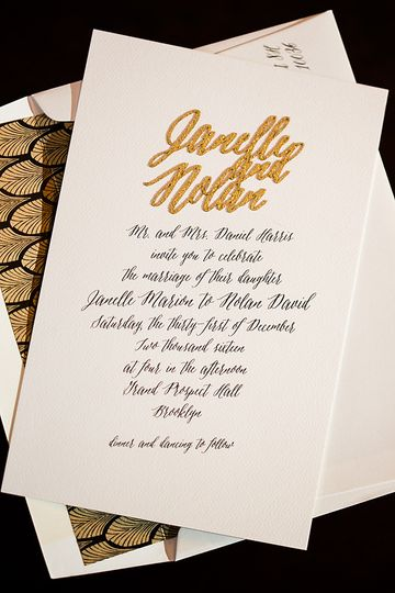 Nota Bene Invitations Pittsburgh Pa Weddingwire
