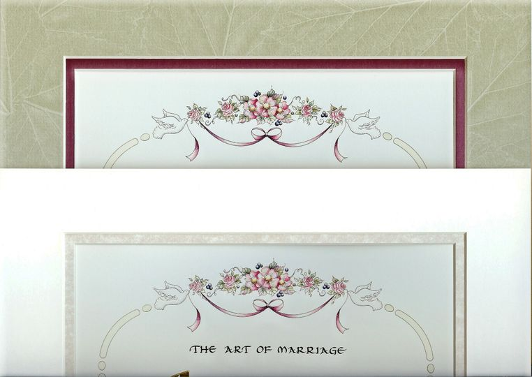 art of marriage mat