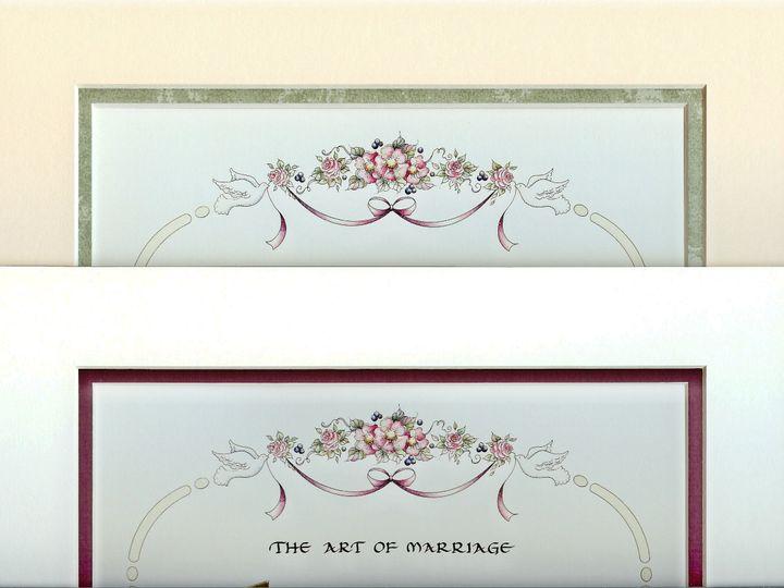 Tmx 1398193911806 Art Of Marriage Mat  Westfield wedding favor