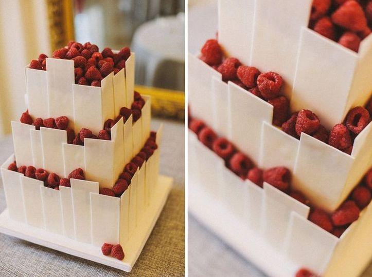 capitol sweetsrasp tower cake