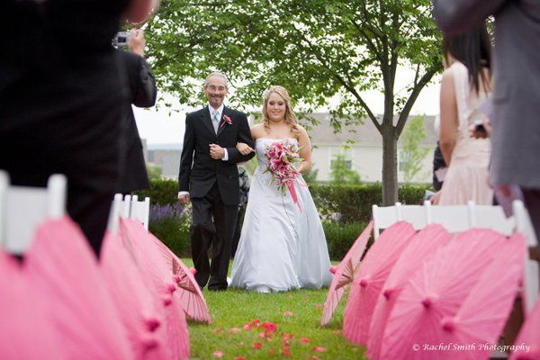 Wagler Wedding, May 2009.  Photo courtesy of Rachel Smith Photography.