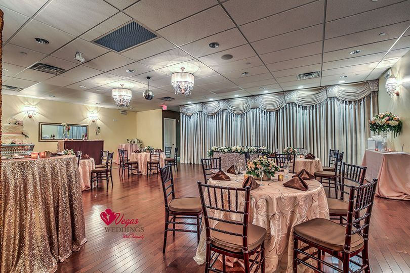 The Reception Hall accommodates 60 and is a great option for those looking for a truly all-inclusive...