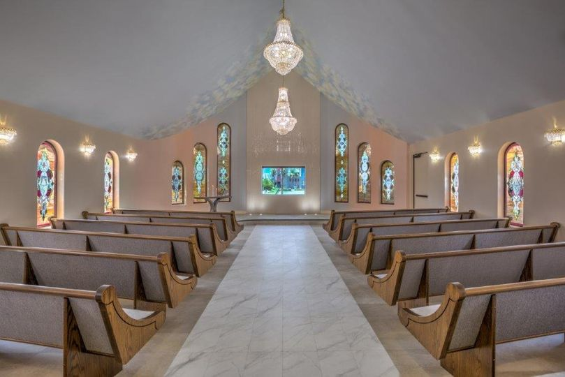 THE Wedding Chapel daytime