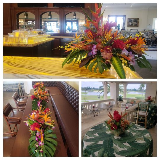 Tropical Weddings