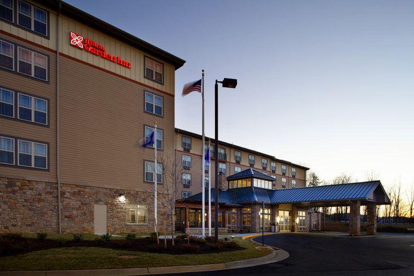 Outlook of Hilton Garden Inn Roanoke