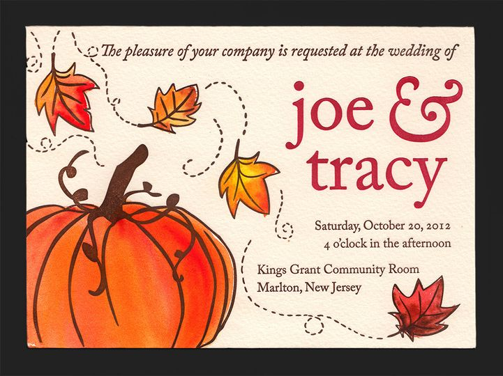joe and tracy invitation we