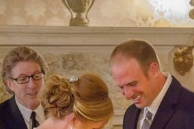 Duluth Wedding Officiant at the Cotton Mansion