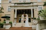 Duluth Wedding Officiant at the Cotton Mansion image