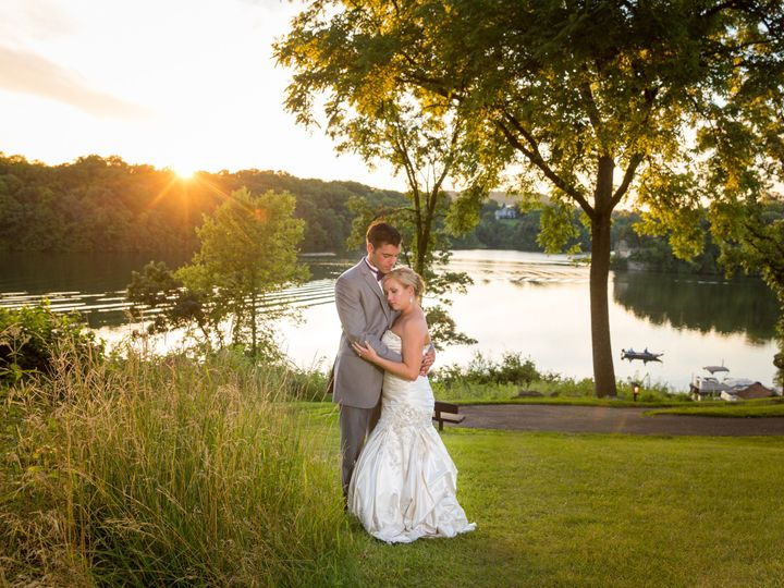 Tmx 1484169300864 Amy Bob Wed 494 Guttenberg, Iowa wedding dj
