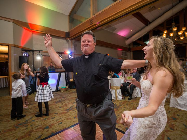 Tmx 1484169871234 Courtney Alec Wed 715 Guttenberg, Iowa wedding dj