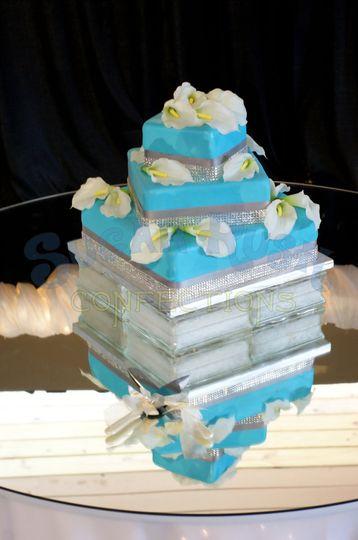 Cheesecake Wedding Cake Jacksonville Fl